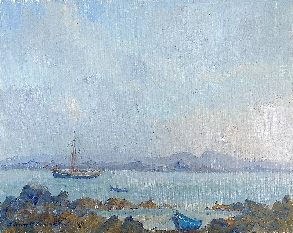 Early Morning, Carraroe