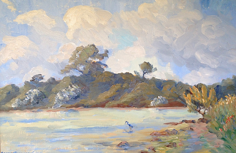 Blackthorn, the River Walk