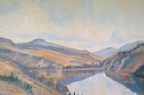Autumn Calm, Lough Dan