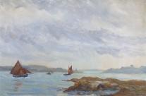 Hookers in Cashel Bay